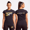 Limited Edition Black / Gold / Silver T-Shirt (F)