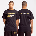 Limited Edition Black / Gold / Silver T-Shirt (M)